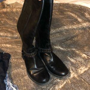 Frye Phillip stud boots